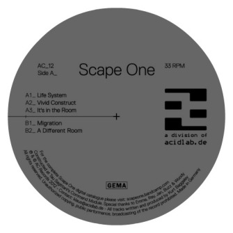 Scape One – 'Migration' (2012)