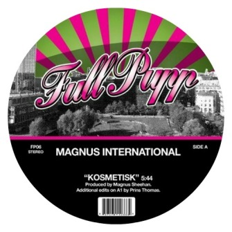Magnus International ‎– 'Kosmetisk' (2006)