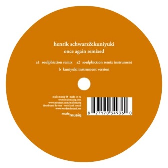 Henrik Schwarz & Kuniyuki – 'Once Again Remixed' (2010)