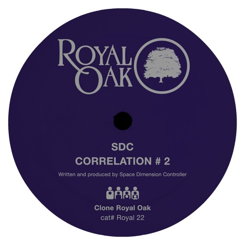 Space Dimension Controller – 'Correlation # 2' (2014)
