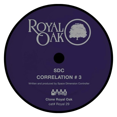 Space Dimension Controller – 'Correlation # 3' (2015)