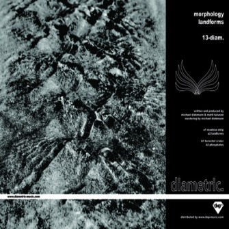 Morphology – 'Landforms EP' (2012)