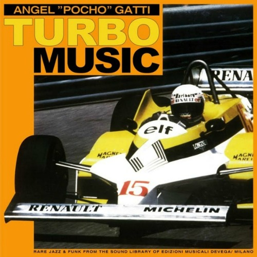 Angel 'Pocho' Gatti – 'Turbomusic' (2015)