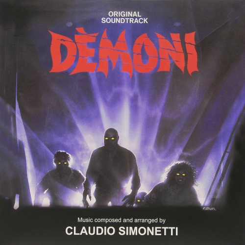 Claudio Simonetti – 'Demoni (Original Soundtrack)' (2015)