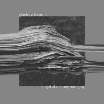 Gianluca Favaron – 'Forget About Any Non-Gray' (2015)