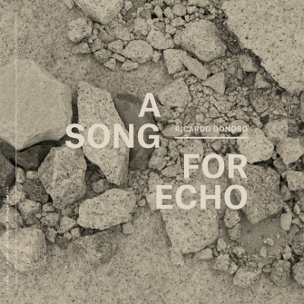 Ricardo Donoso – 'A Song For Echo' (2014)