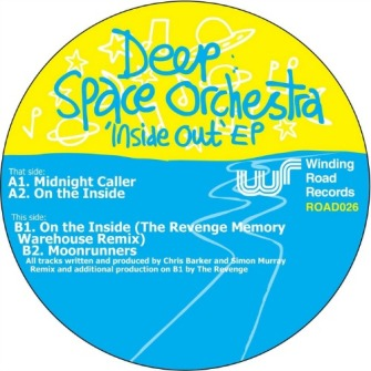 Deep Space Orchestra – 'Inside Out EP' (2011)