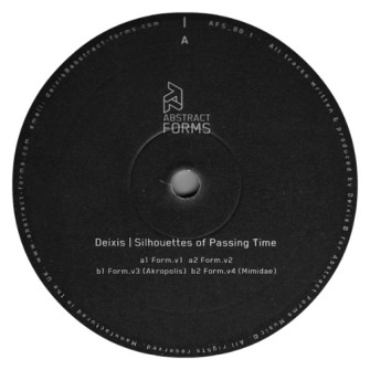 Deixis – 'Silhouettes Of Passing Time' (2007)