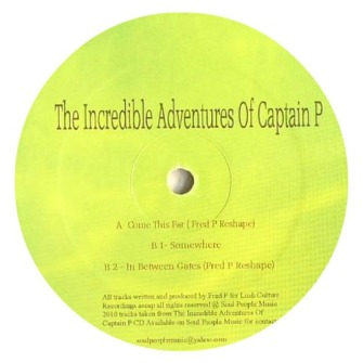 Fred P – 'The Incredible Adventures Of Captain P' (2011)