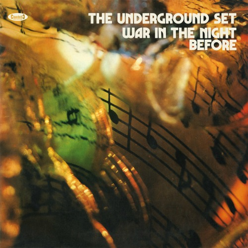 The Underground Set – 'War In The Night Before' (2016)