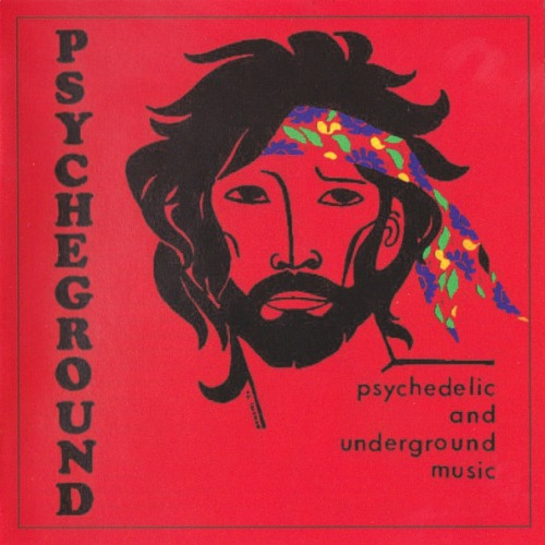 Psycheground – 'Psychedelic And Underground Music' (2016)