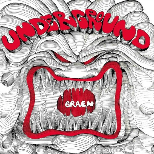 The Braen's Machine ‎– 'Underground' (2014)