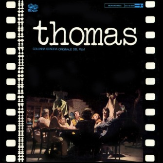Amedeo Tommasi – 'Thomas (Colonna Sonora Originale Del Film)' (2017)