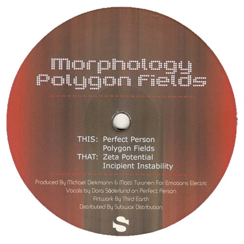 Morphology – 'Polygon Fields' (2017)