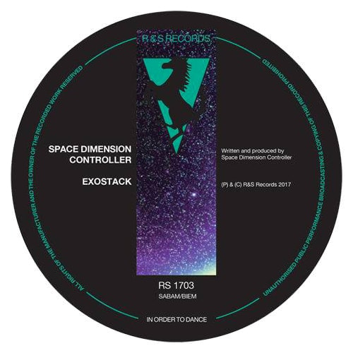 Space Dimension Controller – 'Exostack' (2017)
