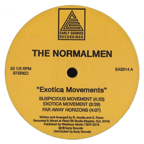 The Normalmen – 'Exotica Movements' (2017)