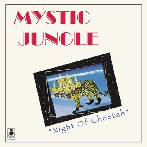 Mystic Jungle ‎– 'Night Of Cheetah' (2018)
