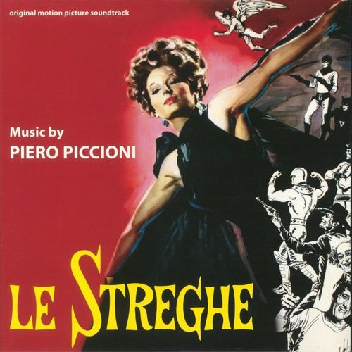 Piero Piccioni – 'Le Streghe (Original Motion Picture Soundtrack)' (2018)