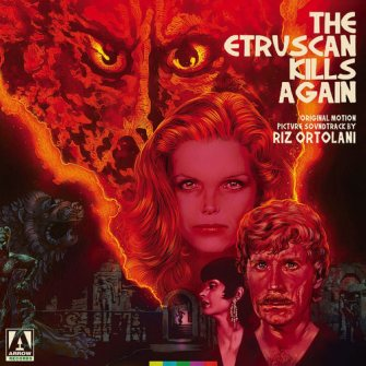 Riz Ortolani – 'The Etruscan Kills Again (Original Motion Picture Soundtrack)' (2018)