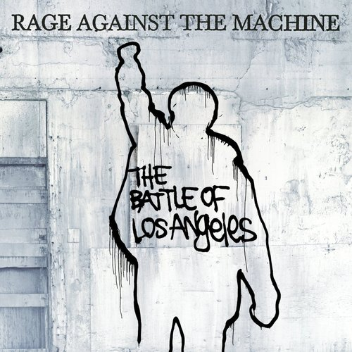Rage Against The Machine – 'The Battle Of Los Angeles' (1999)