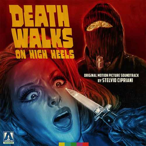 Stelvio Cipriani – 'Death Walks On High Heels (Original Motion Picture Soundtrack)' (2018)