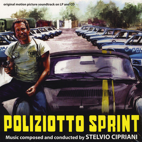 Stelvio Cipriani – 'Poliziotto Sprint (Original Motion Picture Soundtrack)' (2017)