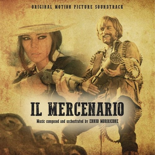 Ennio Morricone – 'Il Mercenario (Original Motion Picture Soundtrack)' (2017)