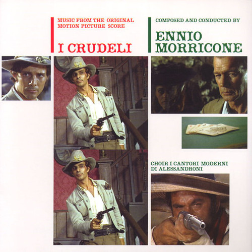 Ennio Morricone – 'I Crudeli (Music From The Original Motion Picture Score)' (2015)