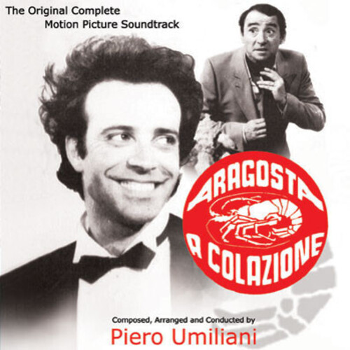 Piero Umiliani – 'Aragosta A Colazione (The Original Complete Motion Picture Soundtrack)' (2010)