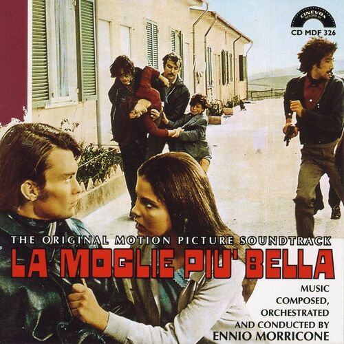 Ennio Morricone – 'La Moglie Più Bella (The Original Motion Picture Soundtrack)' (1999)