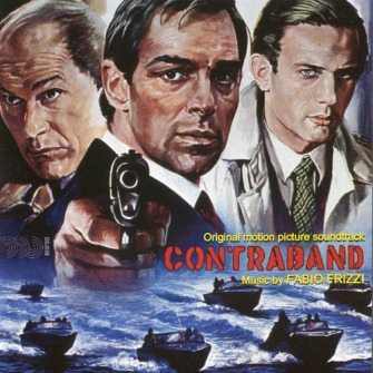 Fabio Frizzi – 'Contraband (Original Motion Picture Soundtrack)' (2015)