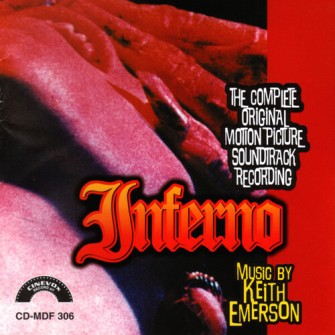 Keith Emerson – 'Inferno (The Complete Original Motion Picture Soundtrack Recording)' (1997)