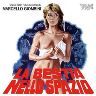 Marcello Giombini – 'La Bestia Nello Spazio (Original Motion Picture Soundtrack)' (2013)