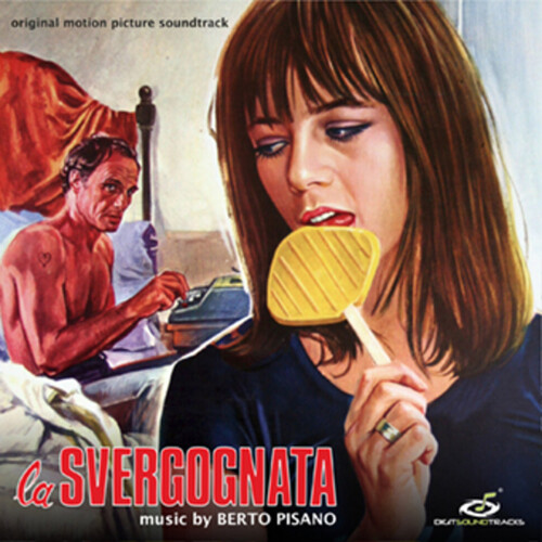 Berto Pisano – 'La Svergognata (Original Motion Picture Soundtrack)' (2020)