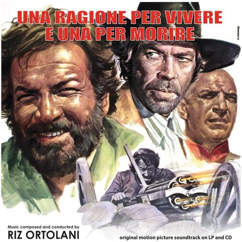 Riz Ortolani – 'Una Ragione Per Vivere E Una Per Morire (Original Motion Picture Soundtrack On LP And CD)' (2017)